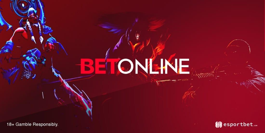 eSport Betting at BetOnline