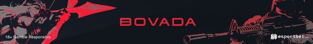 Bovada eSport Betting