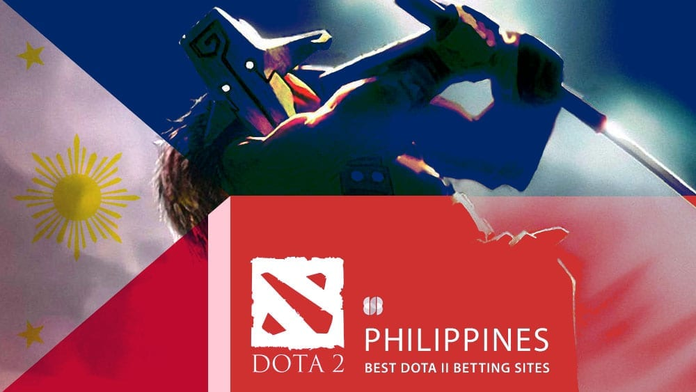Dota 2 esports where to bet in the Philippines