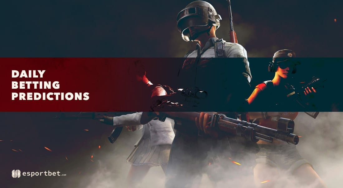 PUBG esports betting tips