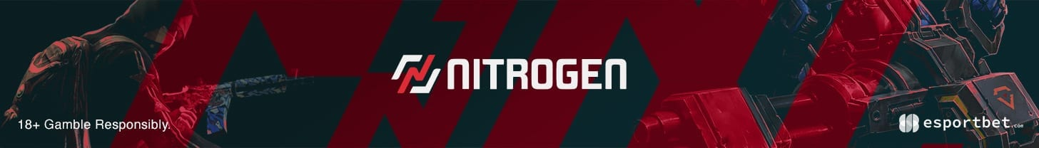 eSport Betting at Nitrogen