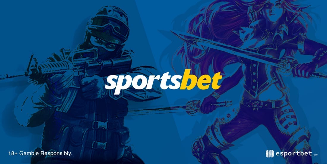 Sportsbet esport betting