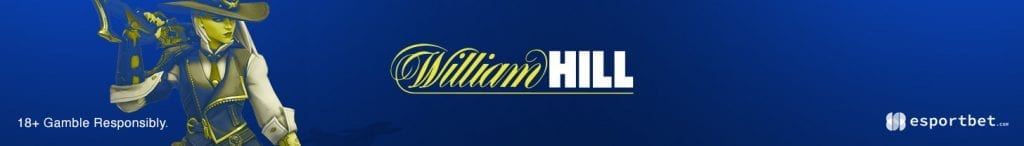 William HIll eSport betting