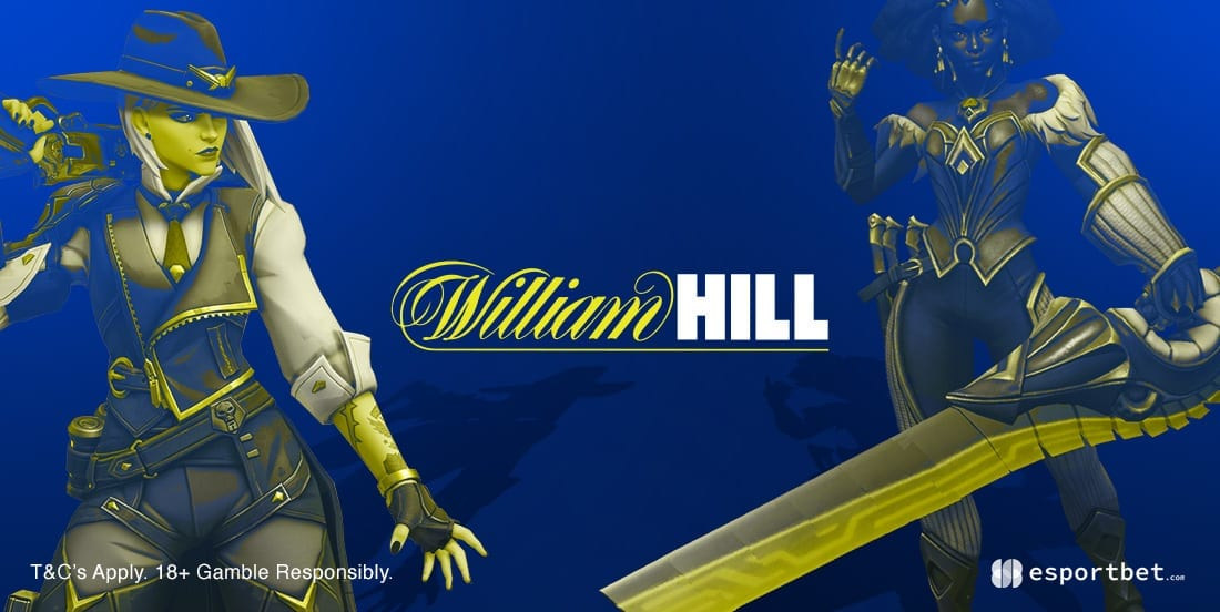William HIll eSport betting