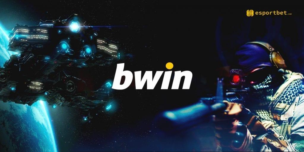 Bwin eSport Bookmaker