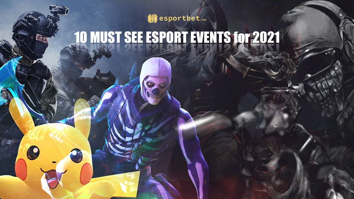 esports events you should not miss in 2020