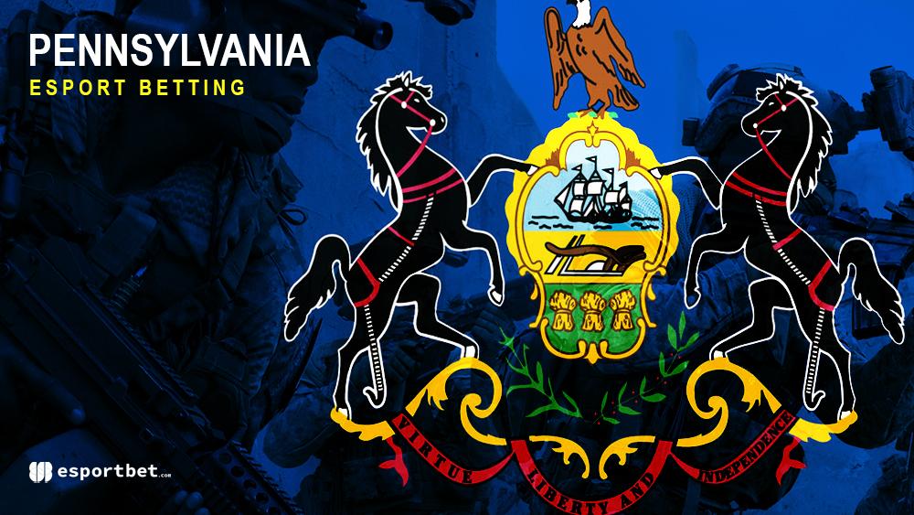 Pennsylvania esports betting 2021