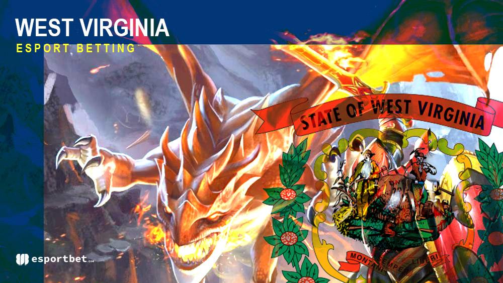 West Virginia eSport Betting sites