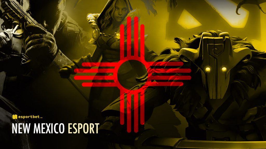 Esports betting in New Mexico 2021
