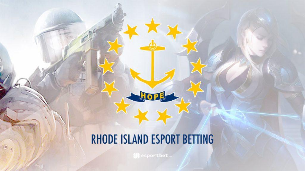Rhode Island esports betting
