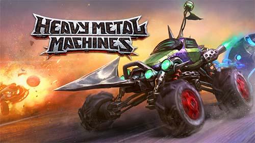 Heavy Metal Machines esports betting