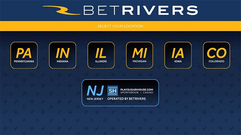 BetRivers review usa