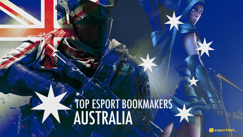 eSport Betting in Australia