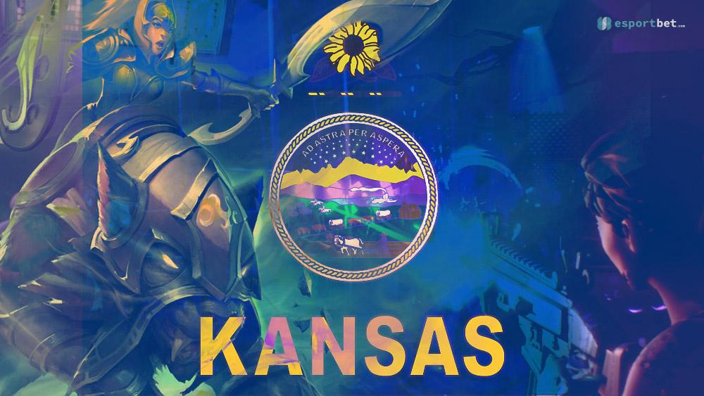 Kansas esports betting online 2021